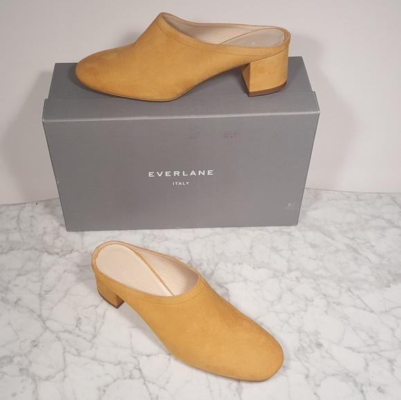 c64e69bae164 Everlane Shoes - Everlane Day Heel Mule new w box